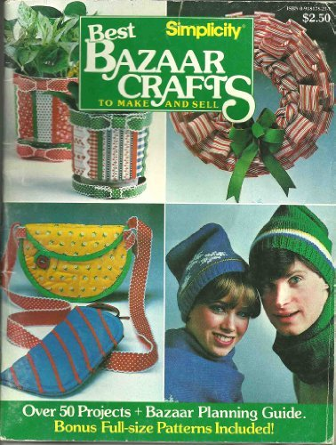 9780918178299: Best Bazaar Crafts to Make and Sell