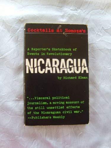 Cocktails at Somoza's : A Reporter's Sketchbook: Richard Elman