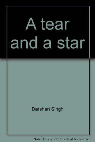 9780918224200: A tear and a star