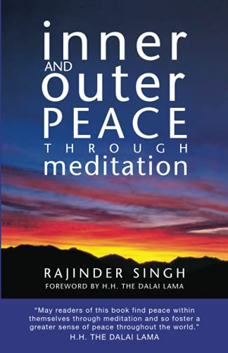 9780918224538: Inner and Outer Peace through Meditation