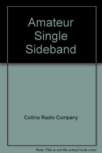 9780918232052: Amateur Single Sideband