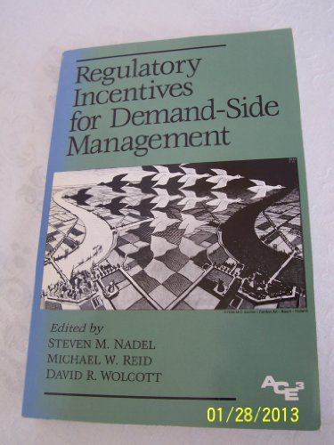 9780918249166: Regulatory Incentives for Demand-Side Management (Series on Energy Conservation and Energy Policy)