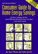 9780918249241: Consumer Guide to Home Energy Savings (5th ed)