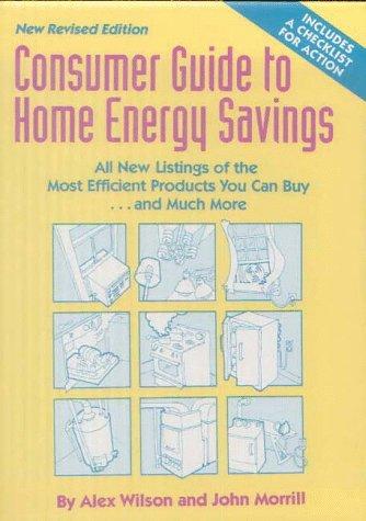 9780918249319: Consumer Guide to Home Energy Savings