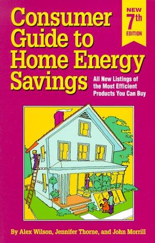 9780918249388: Consumer Guide to Home Energy Savings