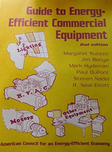 9780918249418: Guide to Energy-Efficient Commercial Equipment