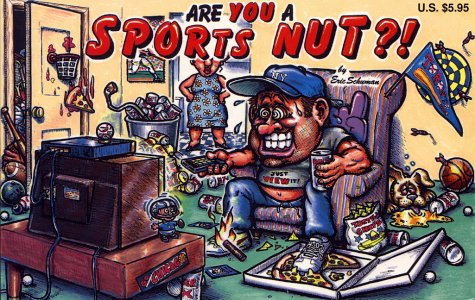 9780918259882: Are You a Sports Nut