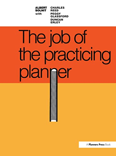 9780918286529: Job of the Practicing Planner
