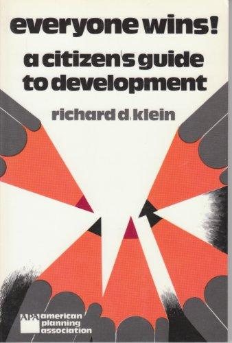9780918286635: Everyone Wins!: A Citizen's Guide to Development