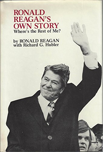 9780918294166: Where's the Rest of Me? The Autobiography of Ronald Reagan