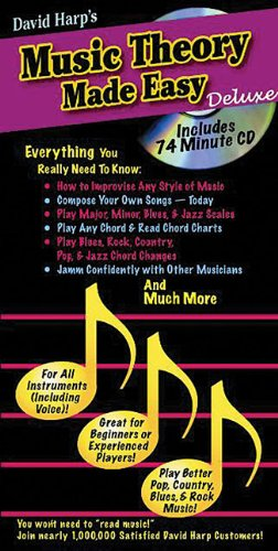 9780918321596: Music Theory Made Easy: Deluxe Edition