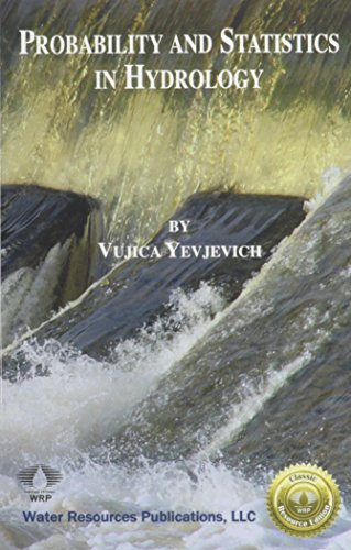 Probability and Statistics in Hydrology: Vujica Yevjevich