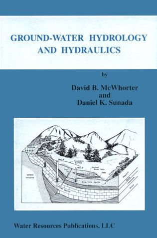 9780918334183: Ground-Water Hydrology and Hydraulics