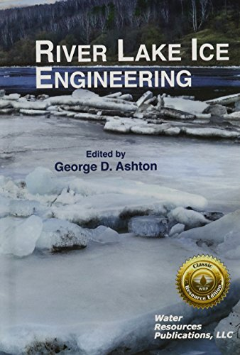 9780918334596: River and Lake Ice Engineering