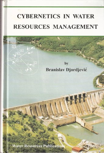 9780918334824: Cybernetics in Water Resources Management