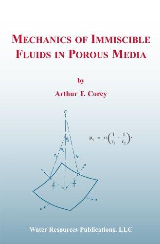 Mechanics of Immiscible Fluids in Porous Media