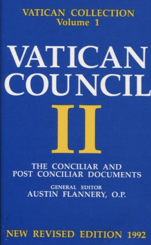 9780918344151: Vatican Council II: The Conciliar and Post Conciliar Documents: 001