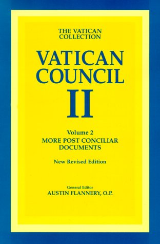9780918344168: Vatican Council II, Vol. 2: More Post-Conciliar Documents