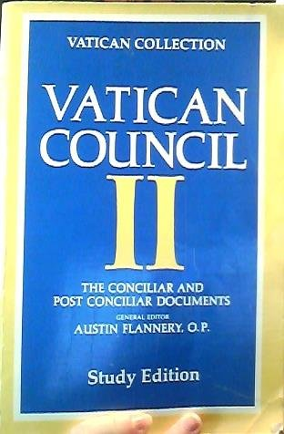 9780918344267: Vatican Council II: The Conciliar and Post Conciliar Documents, Study Edition