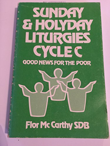 9780918344335: New Sunday and Holy Day Liturgies: Year C