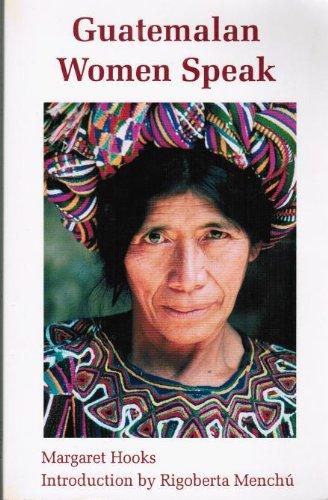 9780918346124: Guatemalan Women Speak