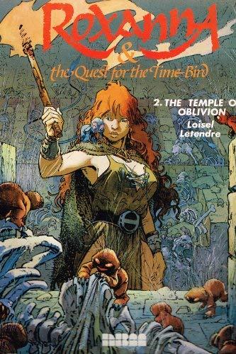 The Temple of Oblivion (Roxanna Series, No: Letendre, Loisel
