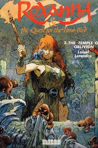 9780918348340: The Temple of Oblivion (Roxanna Series, No 2)