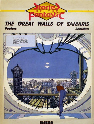 9780918348364: The Great Walls of Samaris (Stories of the Fantastic)