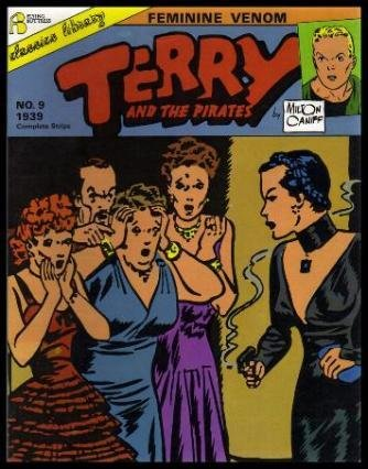 TERRY & THE PIRATES FEMININE VENOM