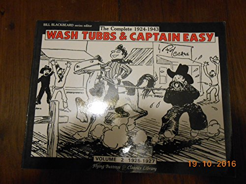 Wash Tubbs & Captain Easy, Volume 2: 1925-1927: Crane, Roy