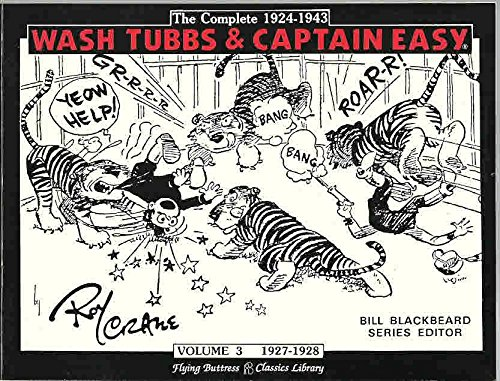 9780918348517: Wash Tubbs and Captain Easy: 1927-1928