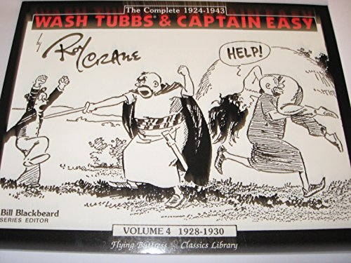 9780918348531: Wash Tubbs and Captain Easy, Vol. 4: 1928-1930