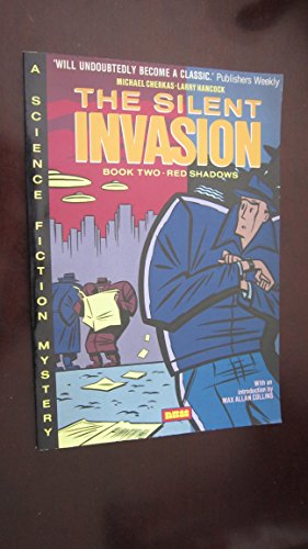 9780918348555: The Silent Invasion - Book Two: Red Shadows