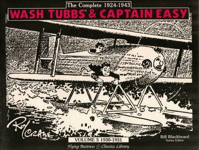 Wash Tubbs and Captain Easy, Volume 5: 1930-1931