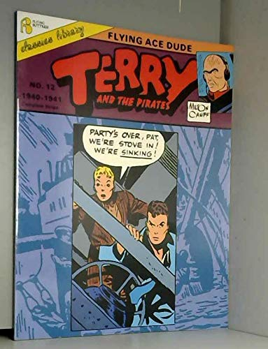 TERRY & THE PIRATES FLYING ACE DUDE