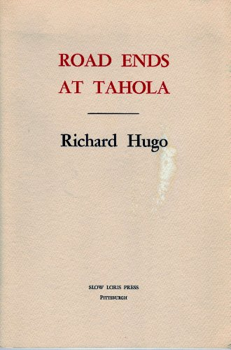 Road Ends at Tahola: Hugo, Richard
