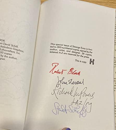 Strange eons: Bloch, Robert