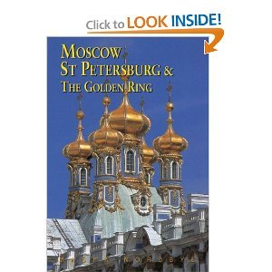Moscow - Leningrad Handbook including The Golden Ring