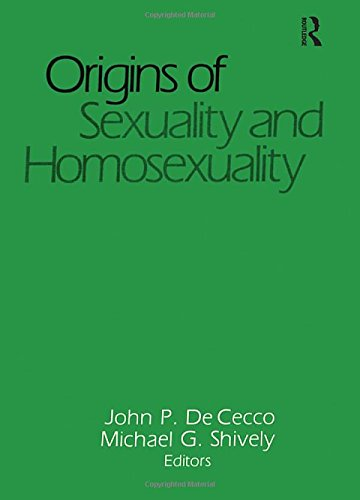 9780918393005: Origins of Sexuality and Homosexuality (Journal of Homosexuality Series: N)
