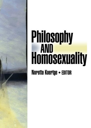 9780918393128: Philosophy And Homosexuality