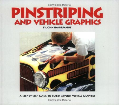 9780918399090: Pinstriping and Vehicle Graphics