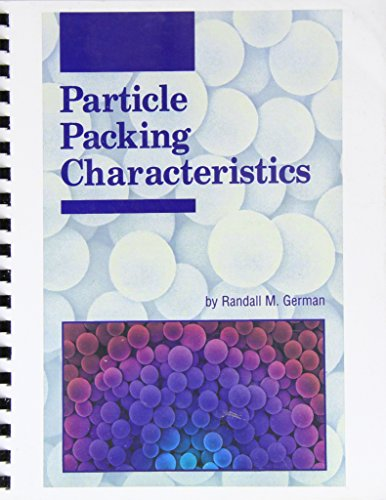 9780918404831: Particle Packing Characteristics