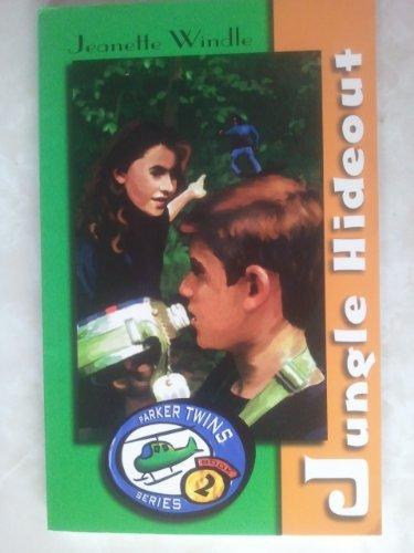 9780918407122: Jungle Hideout (The Parker Twins Series, Book 2)