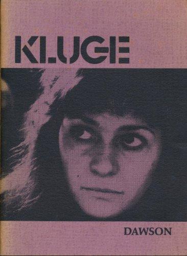 9780918432032: Alexander Kluge