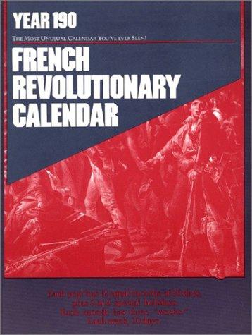 9780918432438: French Revolutionary Calendar