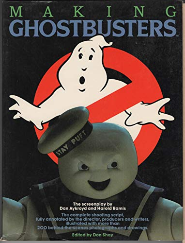 9780918432681: Making Ghostbusters