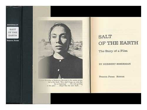 9780918432834: Salt of the Earth: The Story of a Film (The Chicano heritage)
