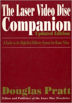 9780918432865: Laser Video Disc Companion: A Guide to the Best (and Worst) Laser Video Discs