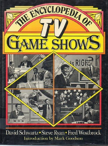 9780918432872: The Encyclopedia of TV Game Shows