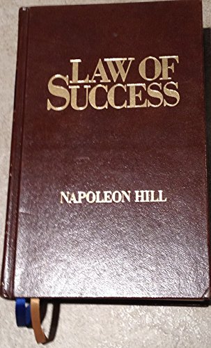 9780918448002: Law of Success